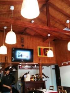 AJs Restaurant - Interior View